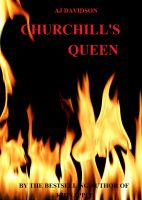 Cover for 'Churchill's Queen'