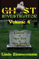 Cover for 'Ghost Investigator Volume 4'