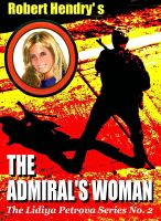 Cover for 'The Admiral's Woman'