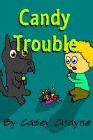 Cover for 'Candy Trouble'