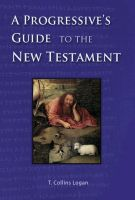 Cover for 'A Progressive's Guide to the New Testament'