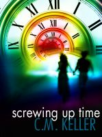 Cover for 'Screwing Up Time'