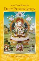 Cover for 'Daily Purification: A Short Vajrasattva Practice'