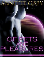 Cover for 'Of Pets and Pleasures'