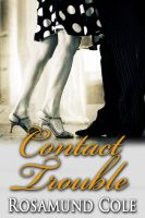 Cover for 'Contact Trouble'