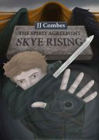 Cover for 'Skye Rising'