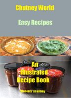 Cover for 'Chutney World-Easy Recipes'