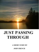 Cover for 'Just Passing Through'