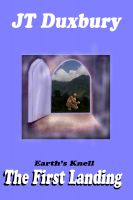 Cover for 'Earth's Knell The First Landing'