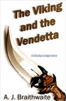 Cover for 'The Viking and the Vendetta'
