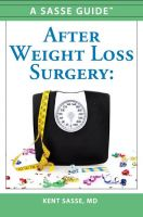 Cover for 'After Weight-Loss Surgery'