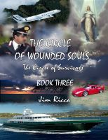 Cover for 'The Circle of Wounded Souls, The Circle of Survivors'