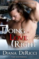 Cover for 'Doing Love Right'