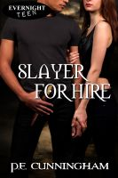 Cover for 'Slayer for Hire'