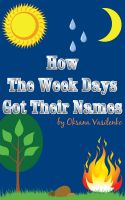 Cover for 'How the Week Days Got Their Names'
