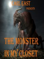 Cover for 'The Monster in my Closet (erotica)'