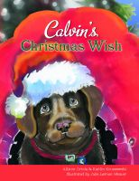 Cover for 'Calvin's Christmas Wish'