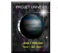 Cover for 'Projet Univers T I'