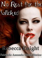 Cover for 'No Rest for the Wicked'