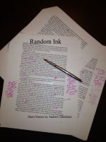 Cover for 'Random Ink'