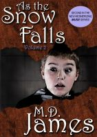 Cover for 'As the Snow Falls - Vol. 2 (The Muse Series #2)'
