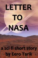 Cover for 'Letter to NASA'