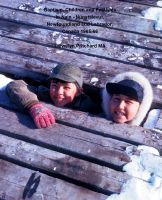 Cover for 'Baptism, Children and Festivals in Nain - Nunatsiavut, Newfoundland and Labrador, Canada 1965-66'