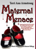 Cover for 'Maternal Menace'