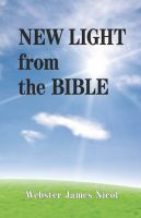 Cover for 'New Light From the Bible'