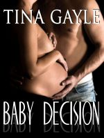 Cover for 'Baby Decision'