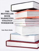 Cover for 'The Bestseller Book Marketing Strategy Workbook'