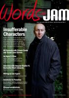 Cover for 'Words With JAM - August 2011'