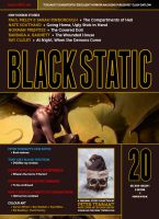 Cover for 'Black Static #20 Magazine'