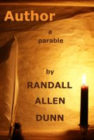 Cover for 'Author - a parable short story'