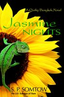 Cover for 'Jasmine Nights'