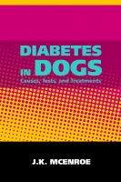 Cover for 'Diabetes in Dogs'