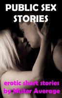Cover for 'Public Sex Stories'