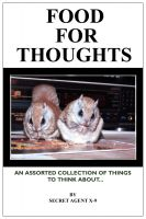Cover for 'Food For Thoughts'