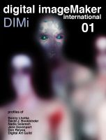Cover for 'digital imageMaker international 01'