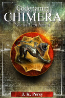 Cover for 'Codename: Chimera'