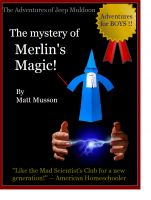 Cover for 'The Mystery of Merlin's Magic'