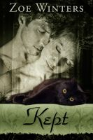 Cover for 'Kept (Paranormal Romance/Urban Fantasy: Blood Lust, novella 1)'
