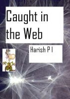 Cover for 'Caught in the Web'