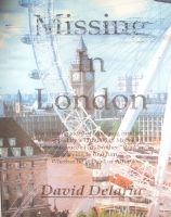 Cover for 'Missing In London'