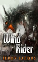 Cover for 'Wind Rider (epic fantasy, book two of Return of the Dragons)'