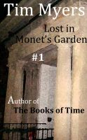 Cover for 'Lost in Monet's Garden'