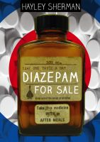 Cover for 'Diazepam for Sale'