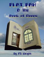 Cover for 'Flat Fax And The Book Of Doors Illustrated'