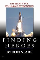 Cover for 'Finding Heroes'