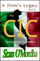 Cover for 'CIC: The Canary Island Commandos'